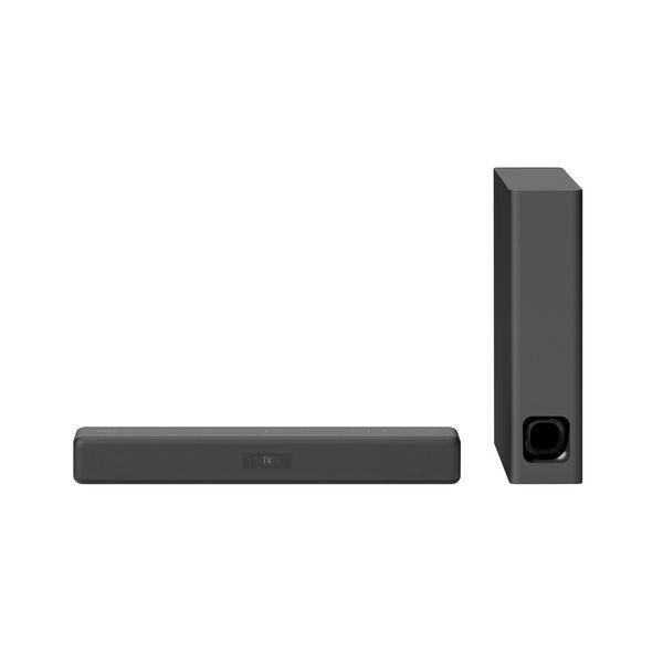 Drahtlose Soundbar Sony 221345 155W Wifi Bluetooth Schwarz