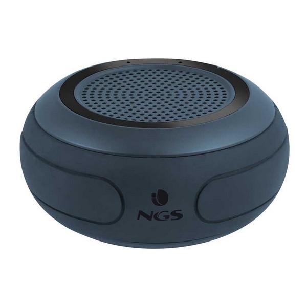 Drahtlose Bluetooth Lautsprecher NGS RollerCreek 10w Schwarz