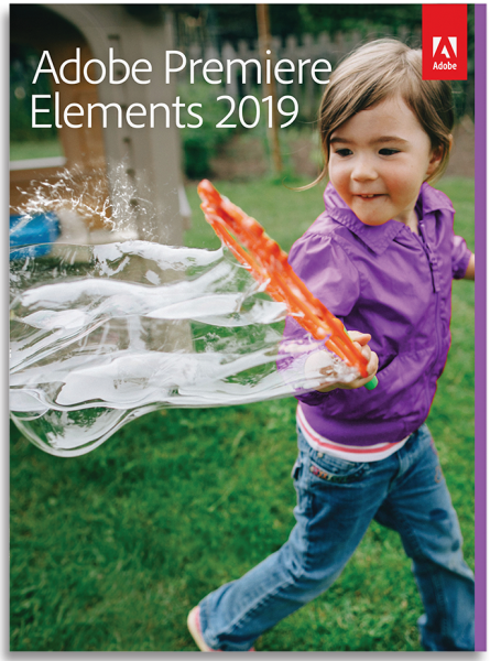 Adobe Premiere Elements 2019 MAC (ML)