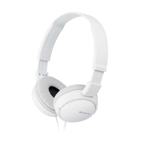 Kopfhörer Sony MDR ZX110 Weiß Stirnband