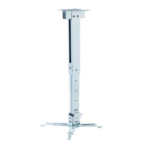 Verstellbare Deckenhalterung für Projektoren iggual STP02-L IGG314593 -22,5 - 22,5° -15 - 15° Alumin