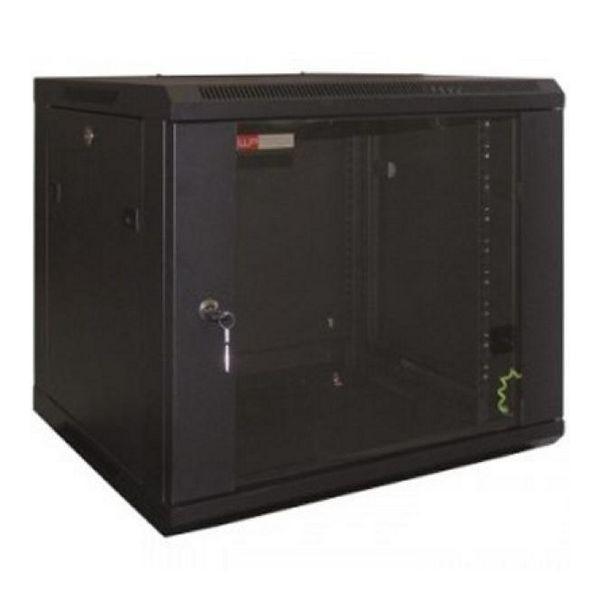 Wandschaltschrank WP WPN-RWB-12606- 12 U 600 x 600 x 635 mm Schwarz