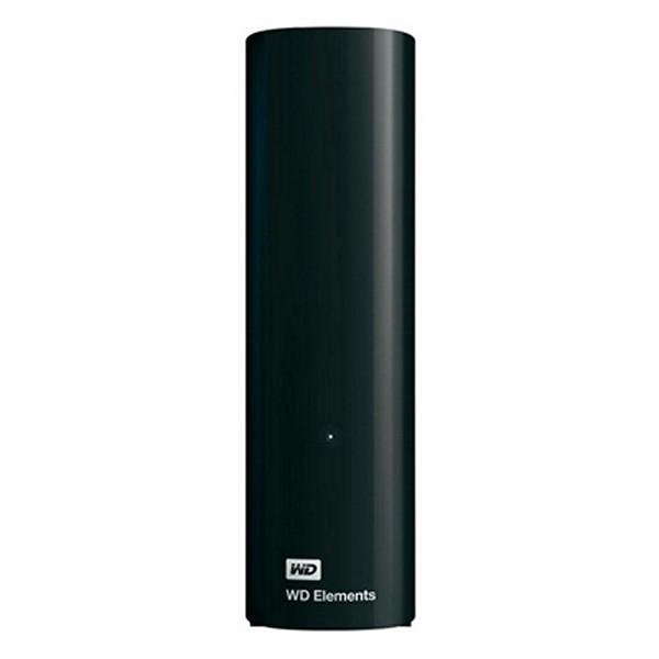 """Festplatte Western Digital WD Elements Desktop WDBWLG0040HBK 4 TB 3,5"""" USB 3.0"""