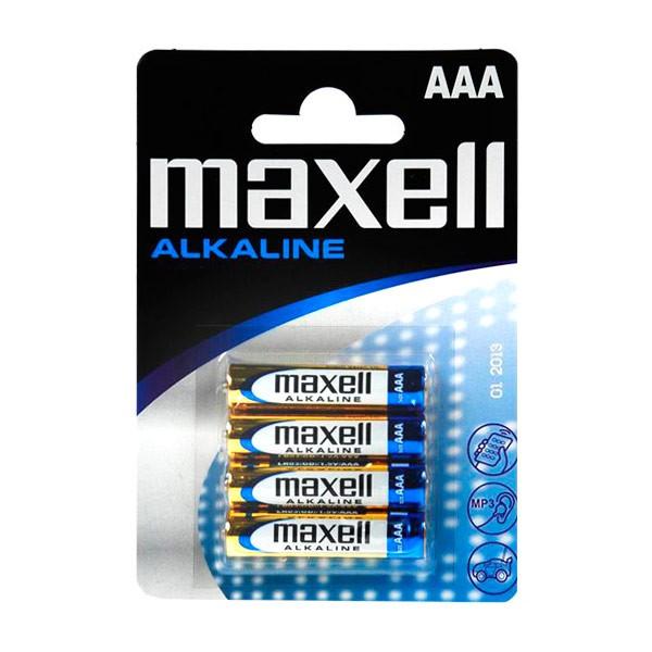 Alkali-Mangan-Batterie Maxell LR03-MN2400 AAA 1,5 V