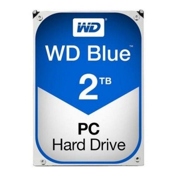 "Festplatte Western Digital Blue WD20EZRZ 3.5"" 2 TB Sata III 5400 rpm Buffer 64 MB"