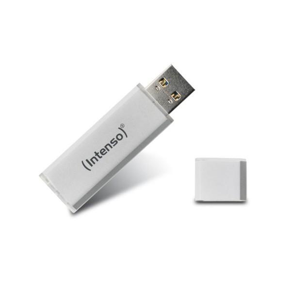 USB Pendrive INTENSO 3531490 USB 3.0 64 GB Weiß