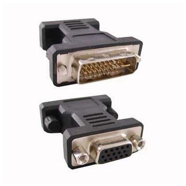 DVI 24+5/VGA HDB 15-Konvertierer NANOCABLE 10.15.0704 Stecker Steckdose