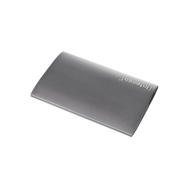 "Externe Festplatte INTENSO FAEDDE0197 SSD 128 GB 1.8"" | Anthrazit"