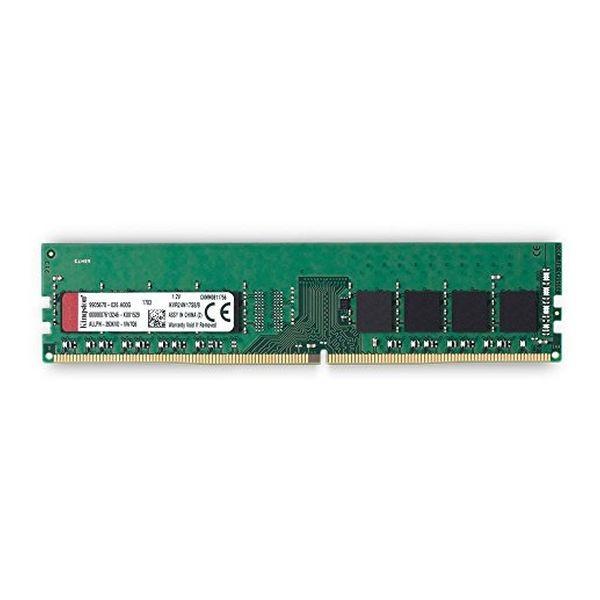 RAM Speicher Kingston 8GB DDR4 2400MHz Module KVR24N17S8/8 8 GB DDR4 2400 MHz