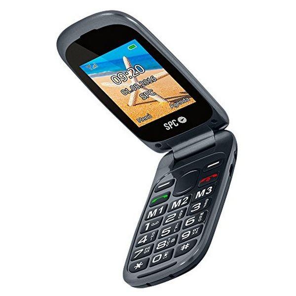 Mobiltelefon SPC Harmony 2304N Bluetooth FM Schwarz