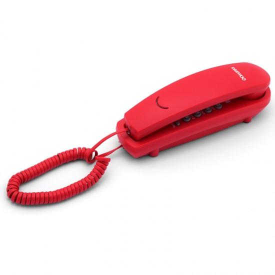 Festnetztelefon Daewoo DTC-115R LED Rot