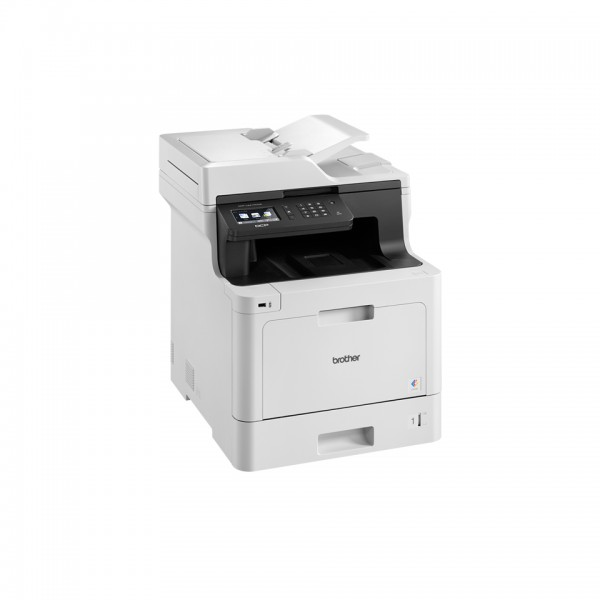 Multifunktionsdrucker Brother DCPL8410CDWYY1 31 ppm 256 Mb Dual USB/WIFI+LP Farbe