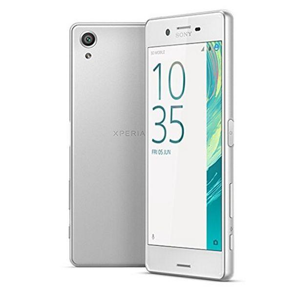 "Handy Sony X Xperia 5"" 4G 32 GB Quad Core Weiß"