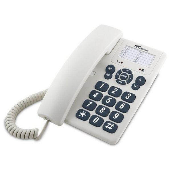 Festnetztelefon SPC 3602 Weiß