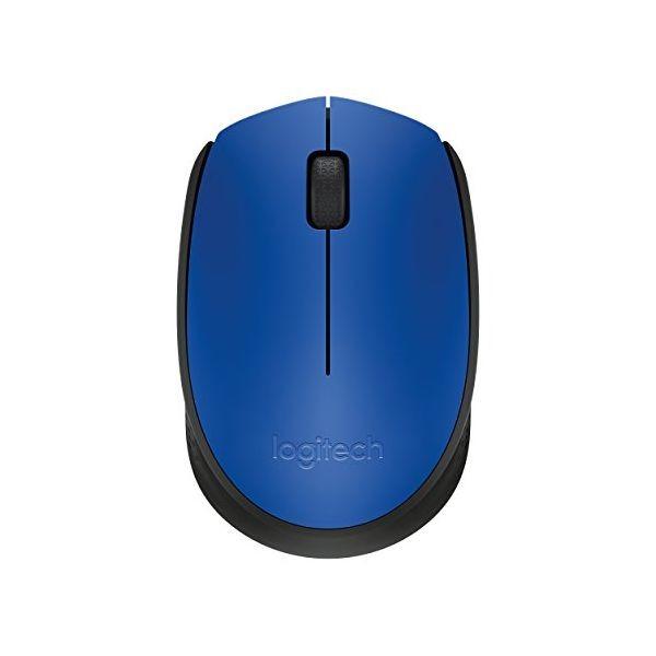 Schnurlose Mouse Logitech M171 1000 dpi Blau