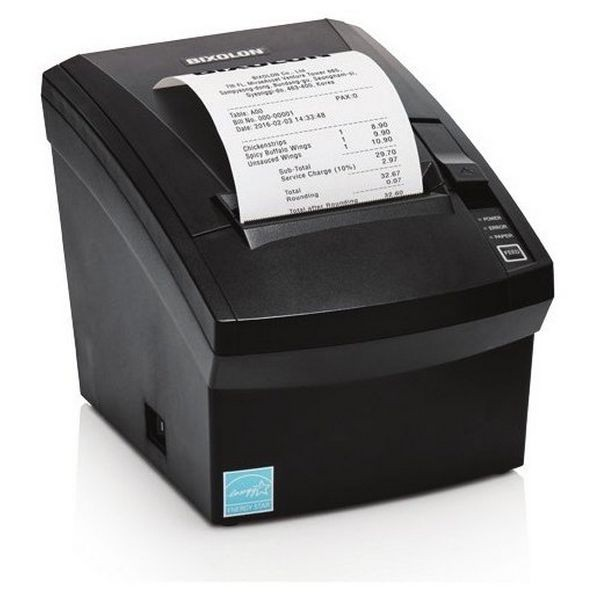 Bixolon Thermodrucker SRP-330 USB+parallel. schwarz