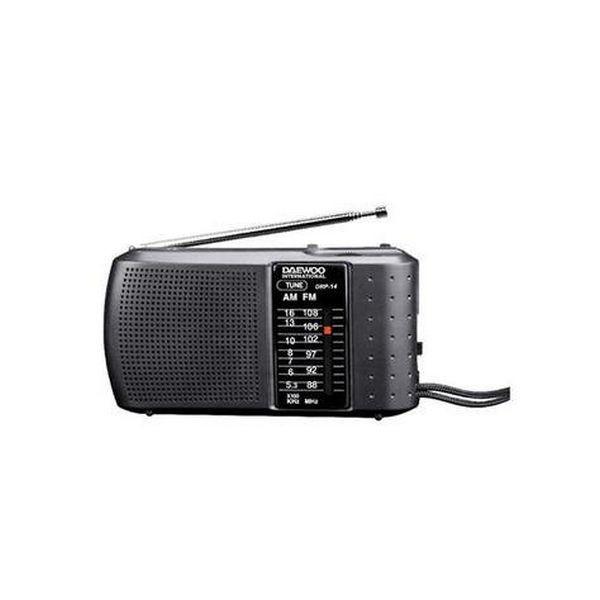 Tragbares Radio Daewoo DRP-14