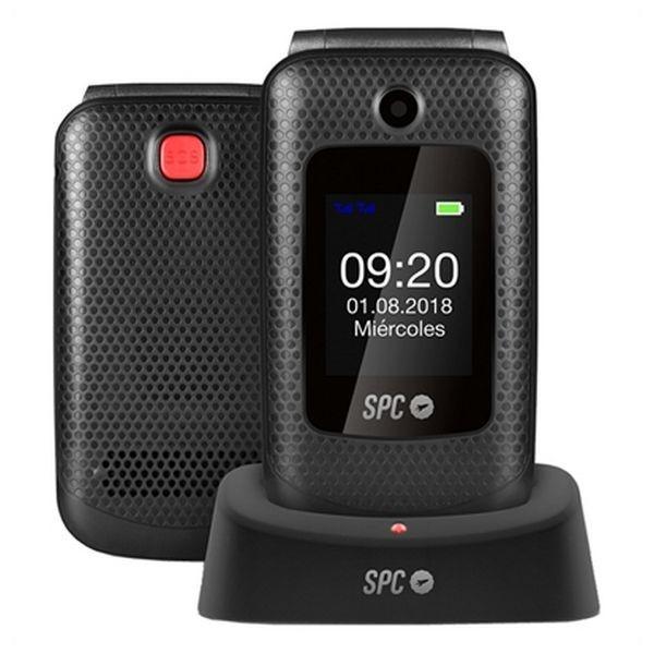 """Mobiltelefon für ältere Erwachsene SPC Goliath 2.8"""" Schwarz"""