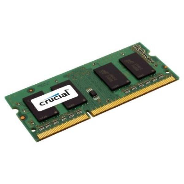 RAM Speicher Crucial IMEMD30140 CT102464BF160B 8 GB 1600 MHz DDR3L-PC3-12800