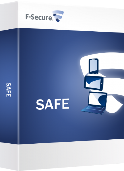 F-Secure SAFE (1 year, 1 device)